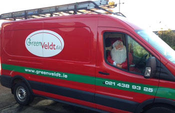 christmas displays rental cork