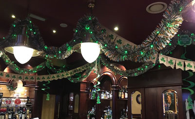 saint patricks day displays cork